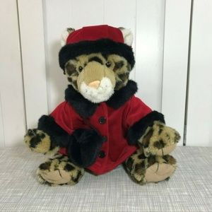 Build A Bear WWF Leopard Cheetah Plush